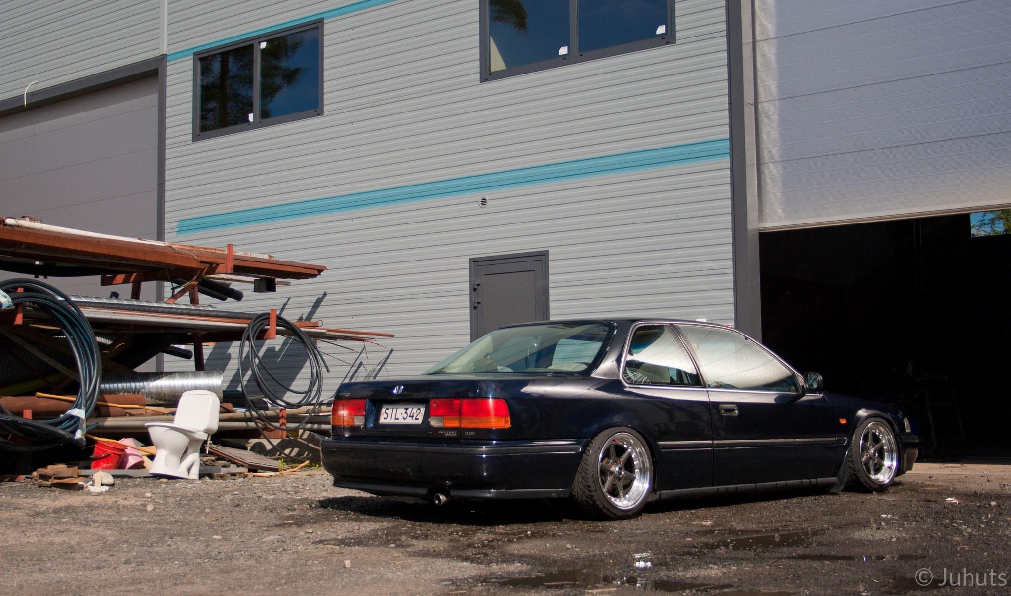 Kuvia käyttäjien autoista Accord-2